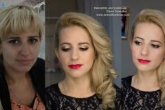 Вечерний макияж, Елена Соседко